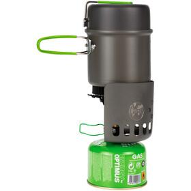 Optimus Clip-On Windbeschermer voor gaspatronen